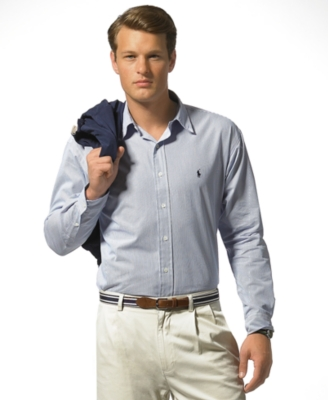 Button Down Shirt - Ralph Lauren