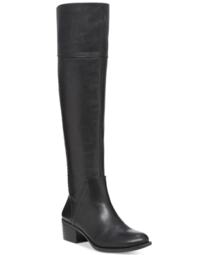 Vince Camuto Bendra Tall Wide-Calf Boots Women's Shoes