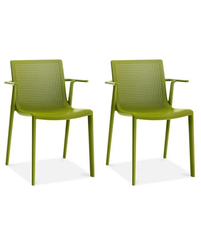 Furniture - Beekat Indoor/Outdoor Armchair, Direct Ship