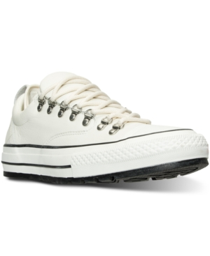 Converse Men's Chuck Taylor All Star Descent Lo Leather Casual Sneakers from Finish Line