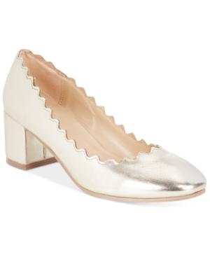 Wanted Mia Block Heel Pumps Women's Shoes