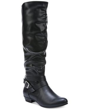 Fergalicious Lara Slouchy Tall Boots Women's Shoes
