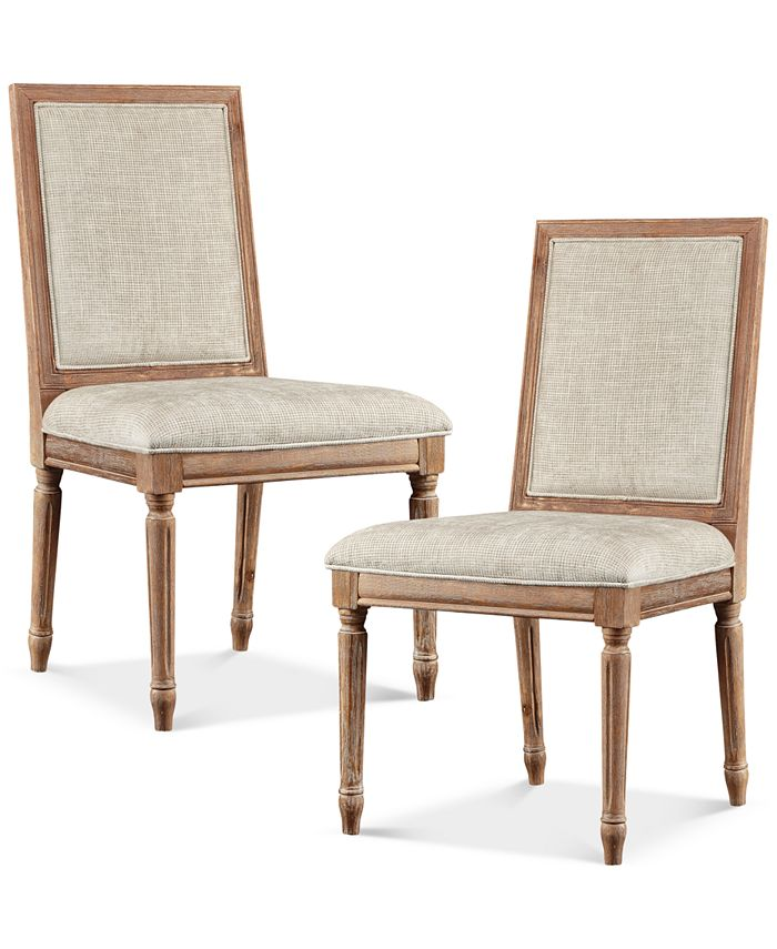 Madison Park Signature - Hannes Dining Chair, Direct Ship