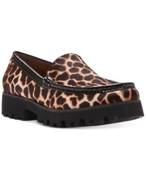 Donald J Pliner Rio Loafer Flats Women's Shoes