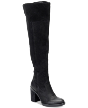 Born Kathleen Over-The-Knee Boots Women's Shoes