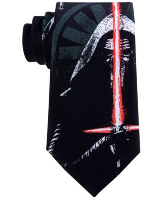 Star Wars Mens Kylo Posing Tie