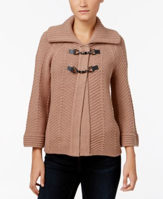 Image of JM Collection Toggle Cardigan, Only at Macy's