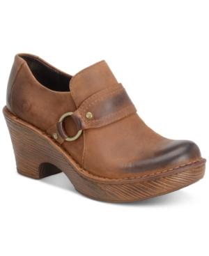 Born Ravenna Clogs Women's Shoes