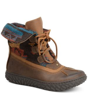 Born Archer Duck Boots Women's Shoes