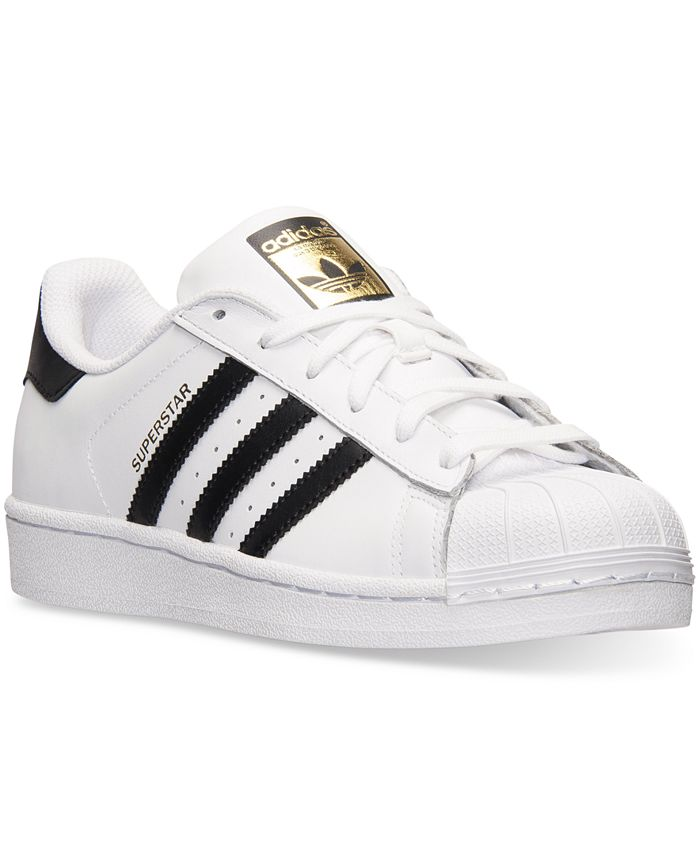 adidas - Women's Superstar Casual Sneakers from Finish Line