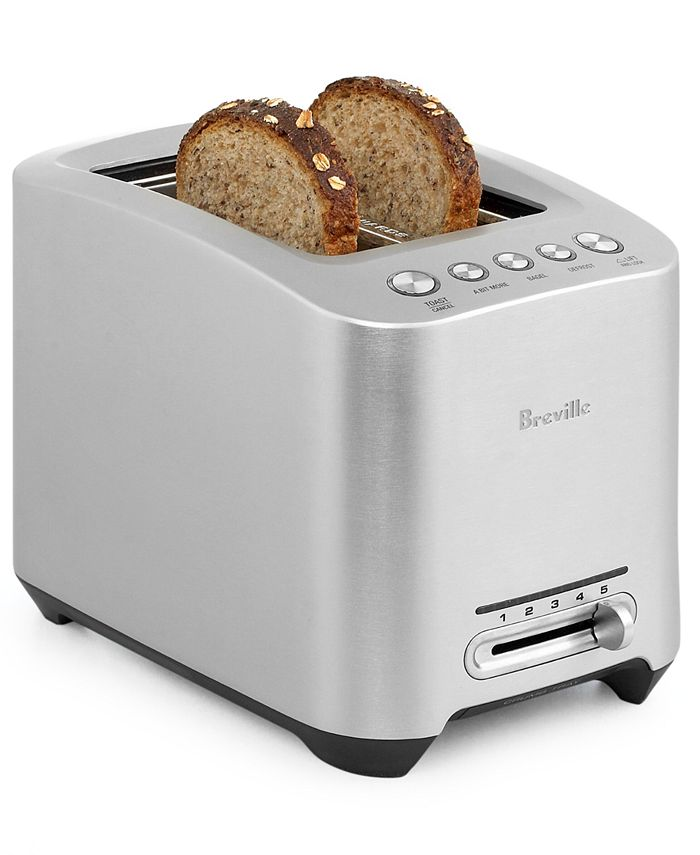 Breville - Die-Cast 2-Slice Smart Toaster