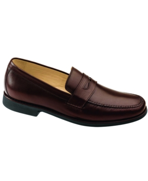 Johnston & Murphy Men's Comfort Ainsworth Penny Loafers Men's Shoes