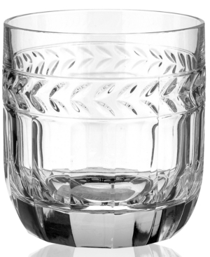 "Villeroy & Boch ""Miss Désirée"" Double Old-Fashioned Glass"