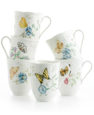 "Lenox ""Butterfly Meadow"" Mug"