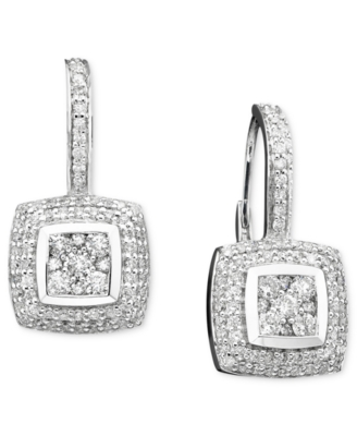 Dangling Diamond Earrings - EFFY Collection
