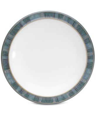 Denby Dinnerware, Azure Patterned Tea Plate
