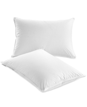 Calvin Klein Bedding, Luxe 600 Thread Count Standard/Queen Down Pillow Bedding