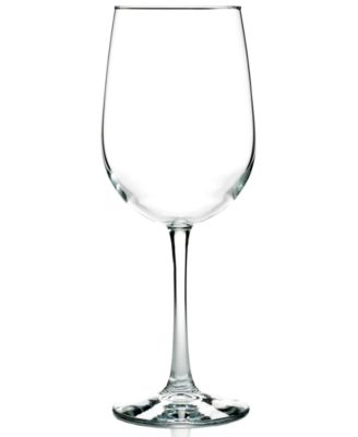 The Cellar Glassware, Set of 4 Basic White Wine Glasses