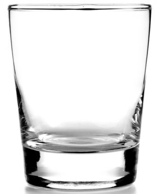 The Cellar Glassware, Set of 4 Basic Double Old-Fashioned Glasses