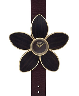 Lucky Brand Women's Leather Strap Watch - For Her Watches - Jewelry & Watches - Macy's from macys.com