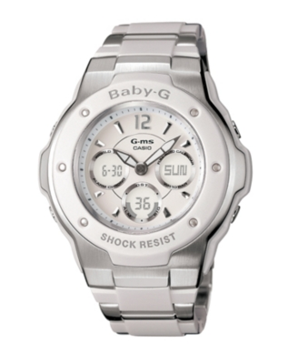 Baby-G Watch, Women's Bracelet MSG300C-7B1