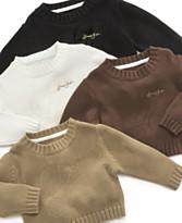 Sean John Baby Boy Crewneck Sweater