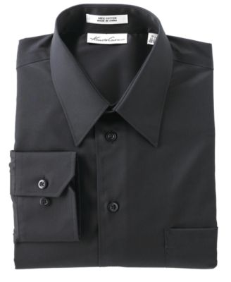 Kenneth Cole New York Dress Shirt, Solid
