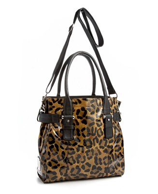 "Anne Klein ""Shine On"" Large Tote - Handbags - Handbags & Accessories - Macy's from macys.com"