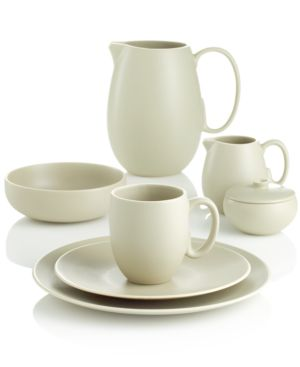 Vera Wang Wedgwood Dinnerware, Naturals Leaf 4 Piece Place Setting