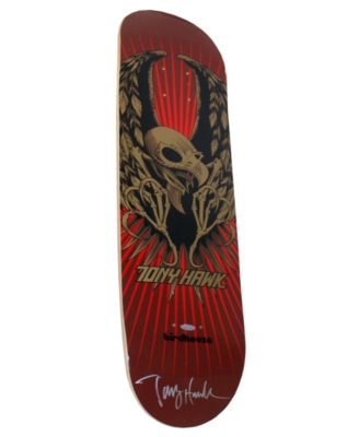 Steiner Sports Tony Hawk Signed Skateboard Deck
