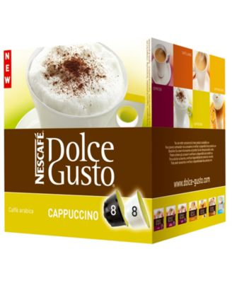 Krups Nescaf� 27327 Coffee Pods, Dolce Gusto Cappuccino