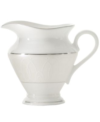 Waterford Ballet Icing Pearl Creamer