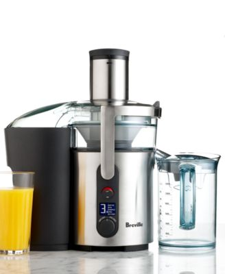 Breville BJE510XL Juice Fountain Multispeed Juice Extractor + $50 Mail-in Rebate Available!