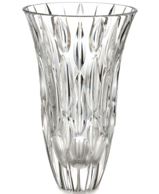 "Marquis by Waterford ""Rainfall"" Vase, 9"""