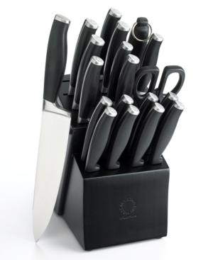 Martha Stewart Collection Cutlery, Modern 20 Piece Set
