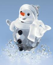 Swarovski Snowman
