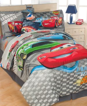 Disney Bedding, Kids Disney Cars Full Comforter Set Bedding