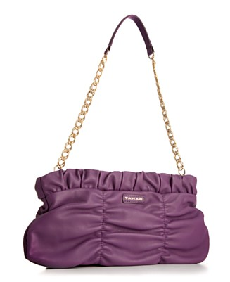 Tahari Tulip Convertible Clutch :  tahari handbag tahari clutch handbags accessories