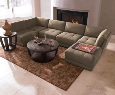 TheThingsIWant.com : This 'n' That Modular Sectional Living Room