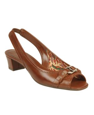 Etienne Aigner Shoes, Landa Slingback Pumps Women's Shoes - Sandals