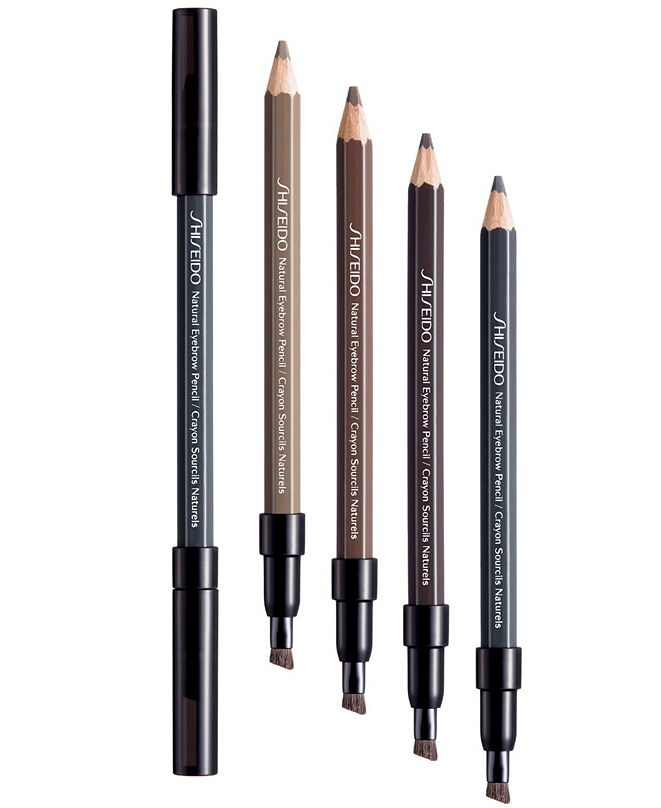 Shiseido Natural Eyebrow Pencil, 0.3 oz.