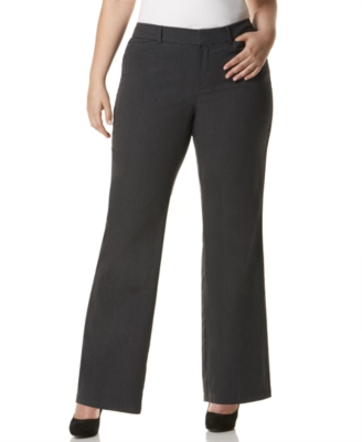 Dockers Plus Size Pants, Marley Truly Slimming Built-In Panel