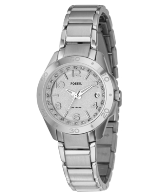 Fossil Watch, Women's Stainless Steel Bracelet AM4229