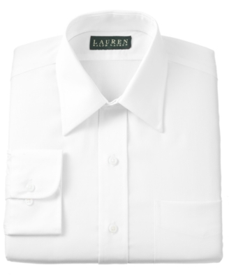 Lauren by Ralph Lauren Dress Shirt, Twill