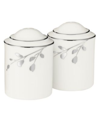 Noritake Dinnerware, Birchwood Salt and Pepper Shakers