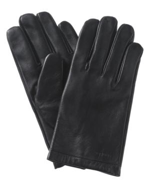 Calvin Klein Gloves, Leather