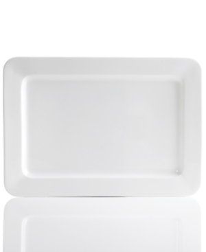 "Hotel Collection Dinnerware, 15"" Bone China Rectangular Platter"