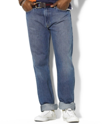 Polo Ralph Lauren Big & Tall Jeans, Classic Fit