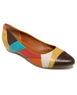 Lucky Brand Shoes, Hazel Flats Women's Shoes