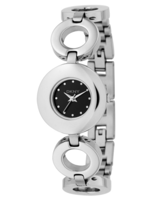 DKNY Watch, Women's Stainless Steel Bracelet NY4643